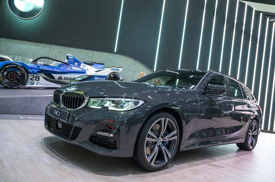 64 A New Bmw 3 Series Touring 2020 Images