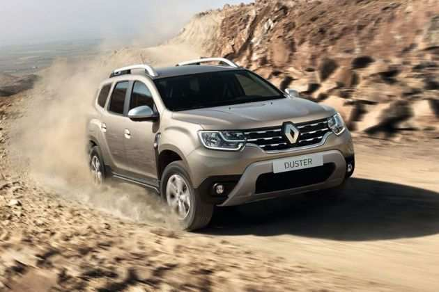 64 A Renault Duster 2019 Colombia Redesign And Review