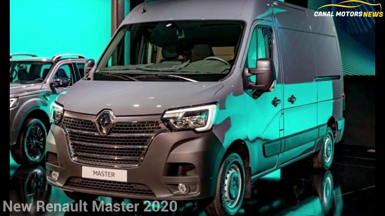 64 A Renault Master 2020 Redesign