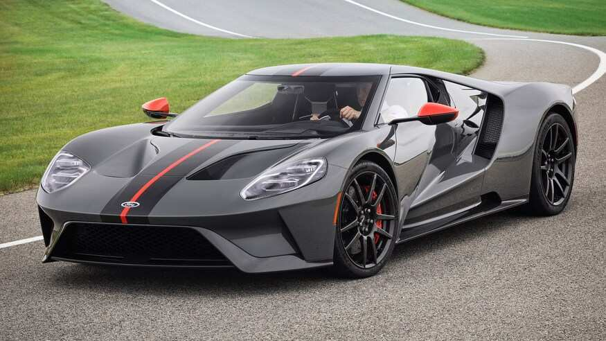 64 All New 2019 Ford Gt Supercar Redesign