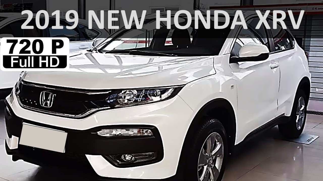64 All New 2019 Honda Xrv Price Design And Review
