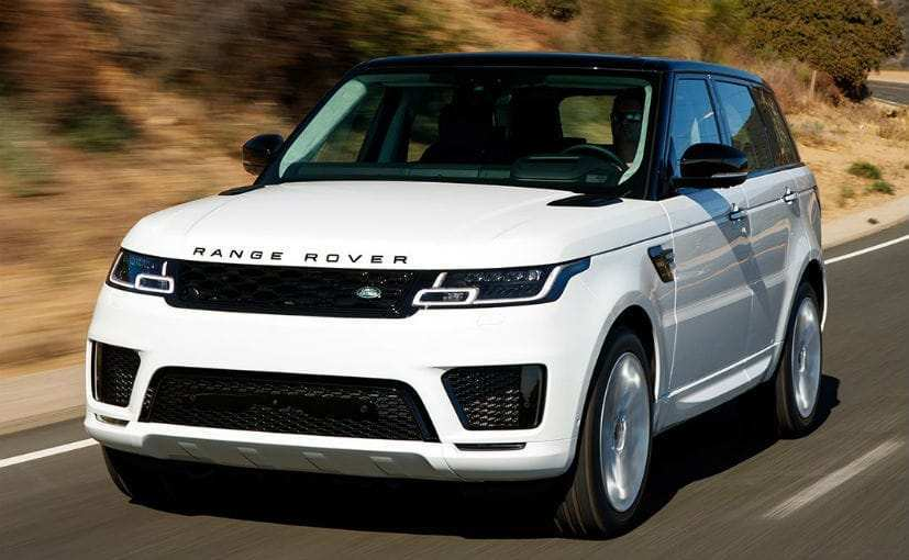 64 All New 2019 Land Rover Price Interior
