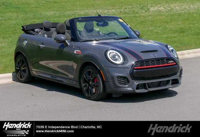 64 All New 2019 Mini John Cooper Works Convertible 2 Price Design And Review