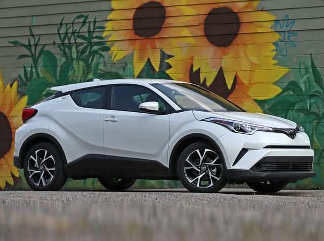 64 All New 2019 Toyota C Hr Spesification