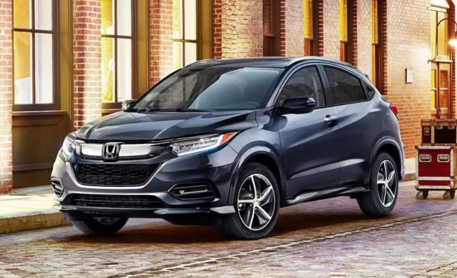 64 All New 2020 Honda Vezel Picture
