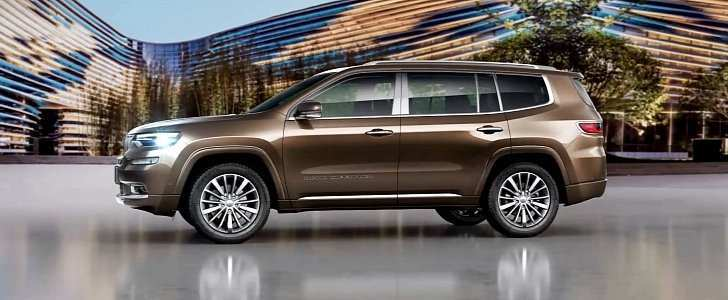 64 New 2020 Jeep Commander Price And Review