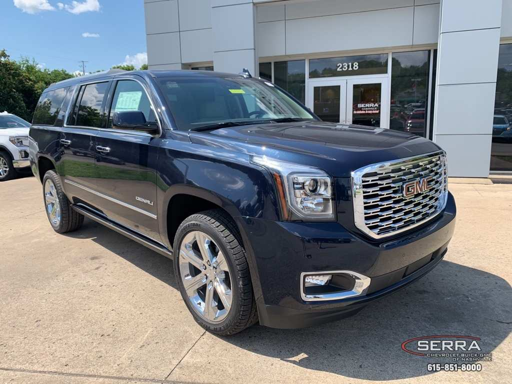 64 The 2020 Gmc Yukon Photos