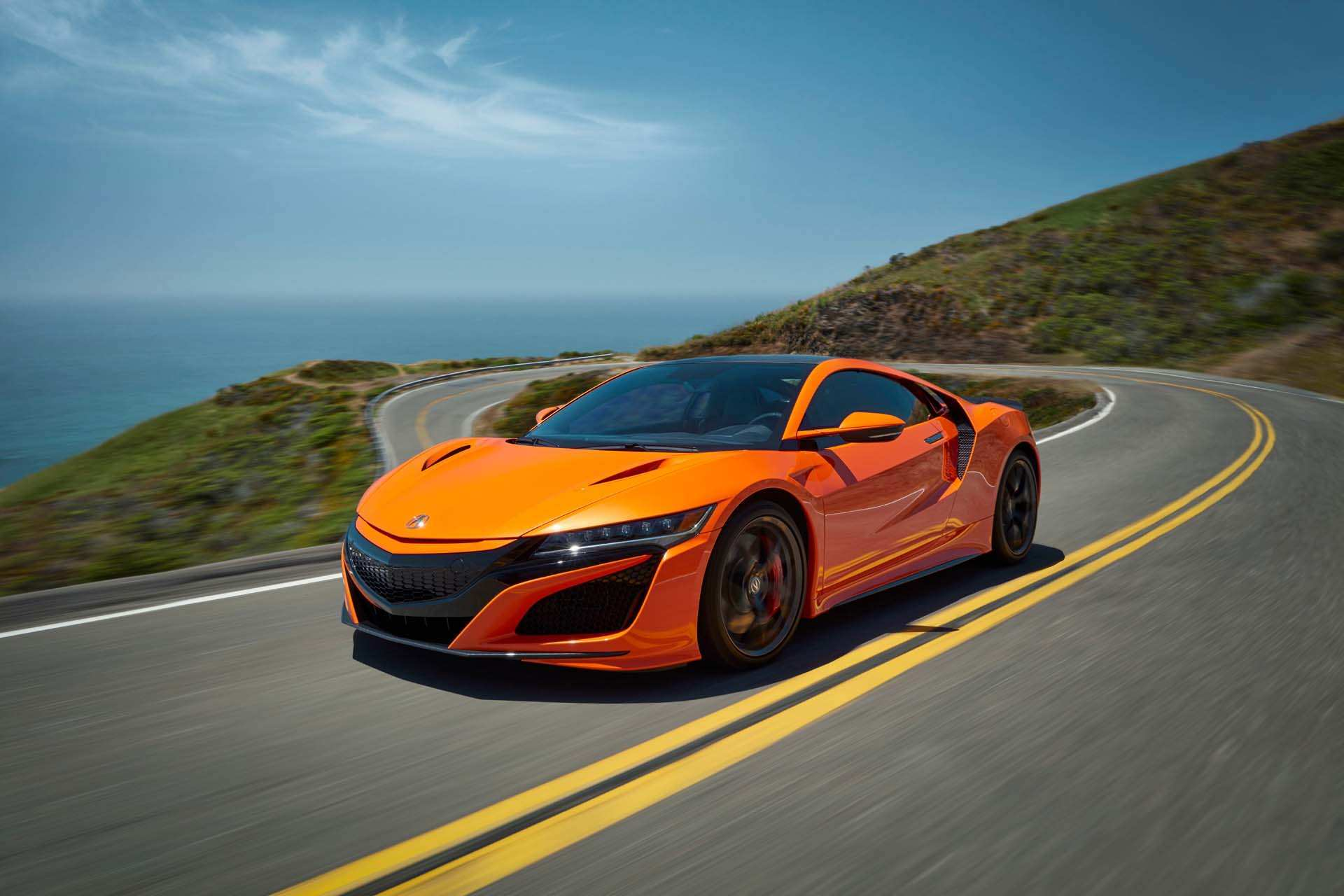 64 The Best 2019 Acura Nsx Horsepower Review
