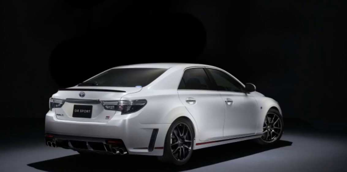 64 The Best 2019 Toyota Mark X Picture