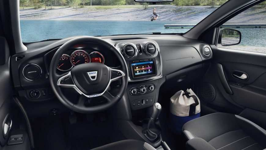 64 The Best Dacia Sandero 2019 Price Design And Review