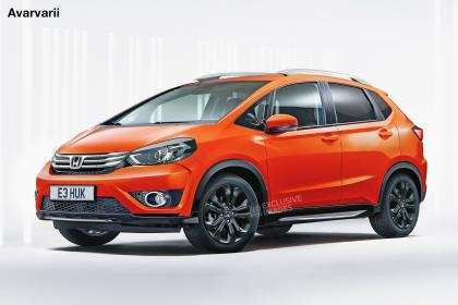 64 The Best Honda New Jazz 2020 Redesign And Review