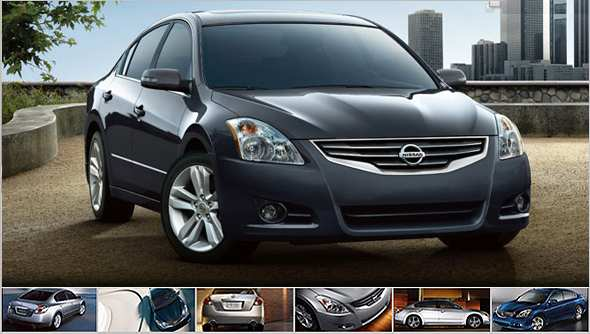64 The Best Nissan Altima Hybrid Review