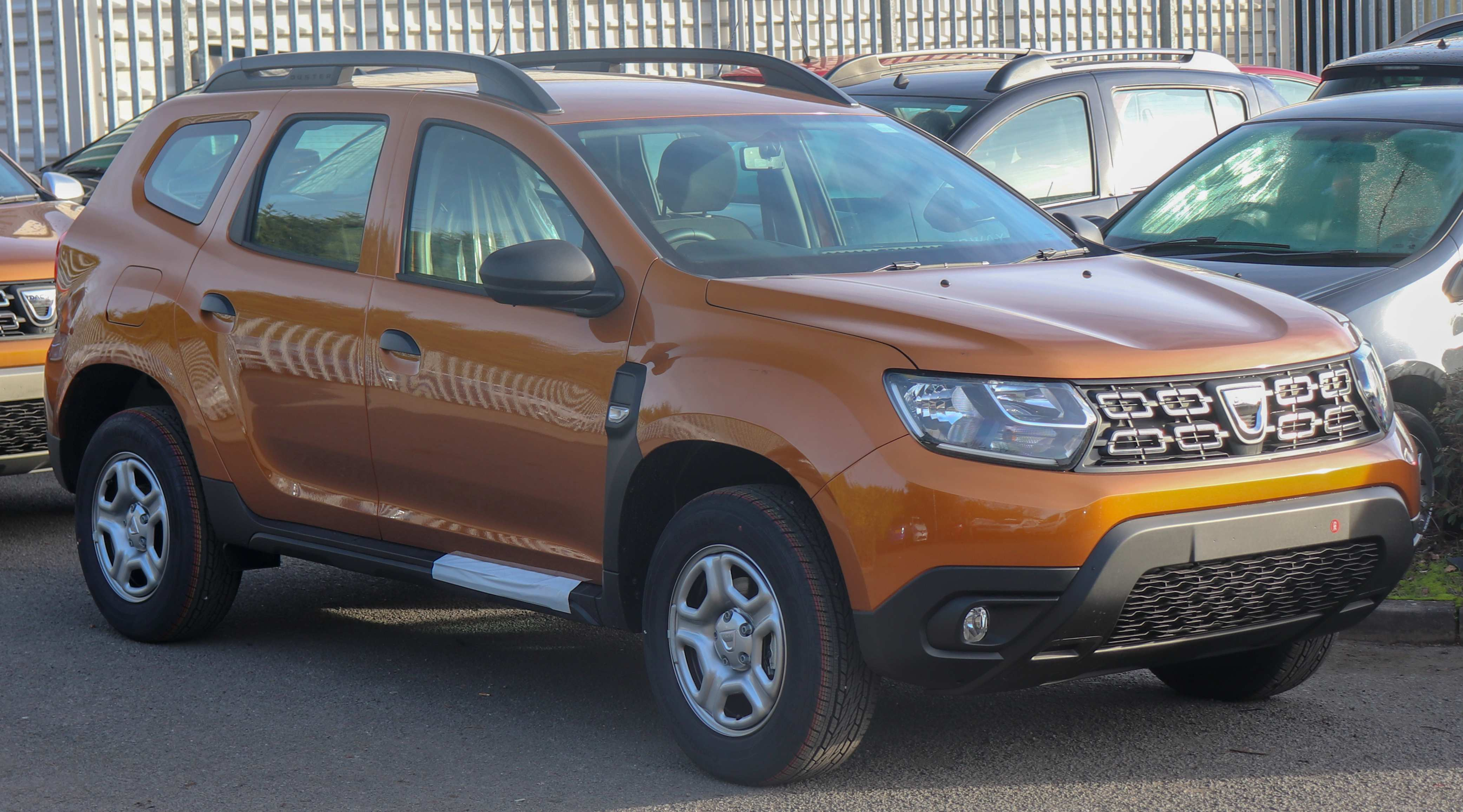 64 The Best Renault Duster 2019 Colombia Release Date