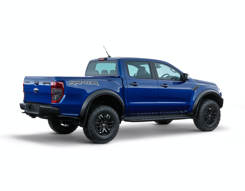 64 The F2019 Ford Ranger History