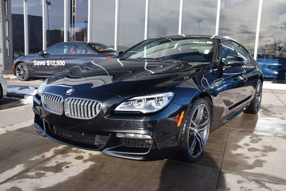 65 A 2019 Bmw 650I Xdrive Gran Coupe Performance And New Engine