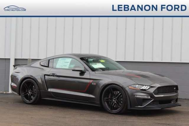 65 A 2019 Ford Mustang Gt Premium First Drive