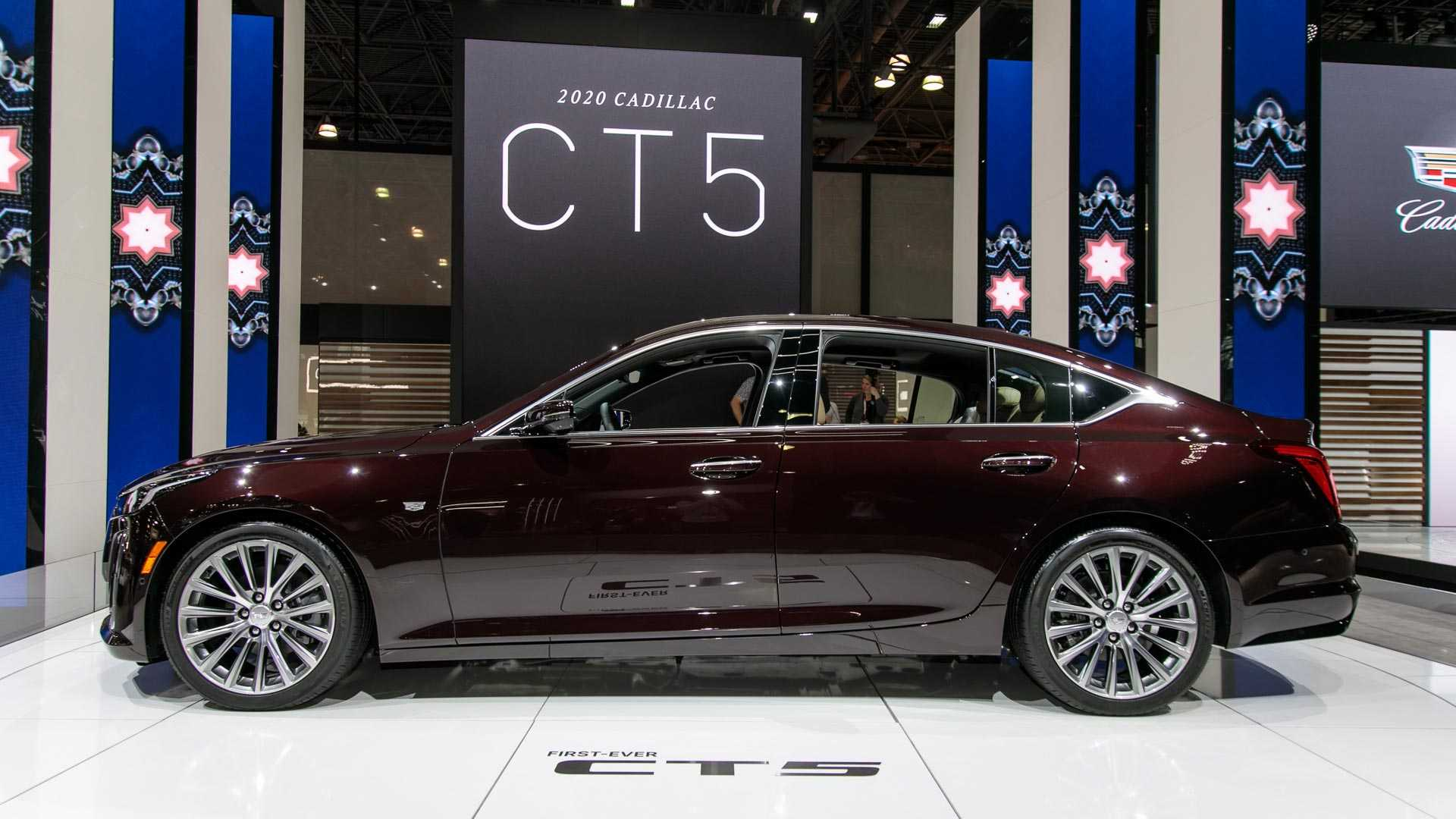 65 A 2020 Cadillac Ct5 Release Date New Model And Performance