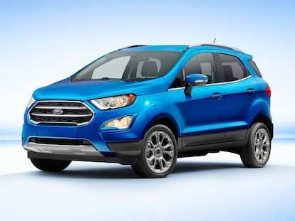 65 A 2020 Ford Ecosport History
