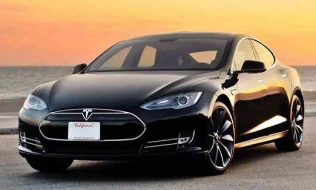 65 A Tesla S 2019 Picture