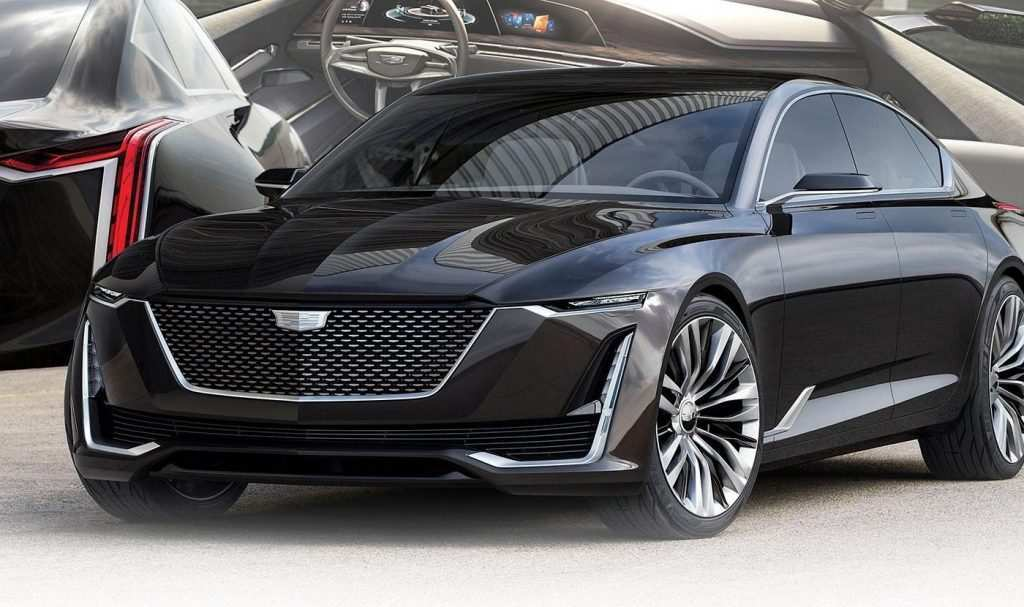 65 All New 2019 Cadillac Lineup Model
