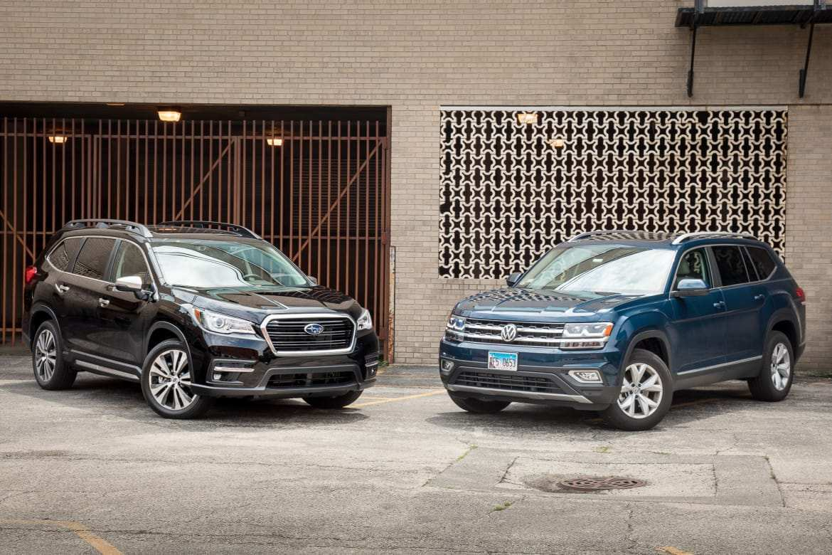 65 All New 2019 Subaru Ascent Release Date Performance and New Engine