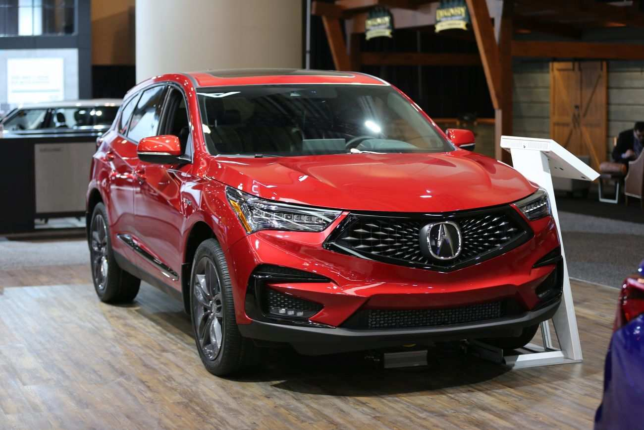 65 All New 2020 Acura Rdx Changes Performance