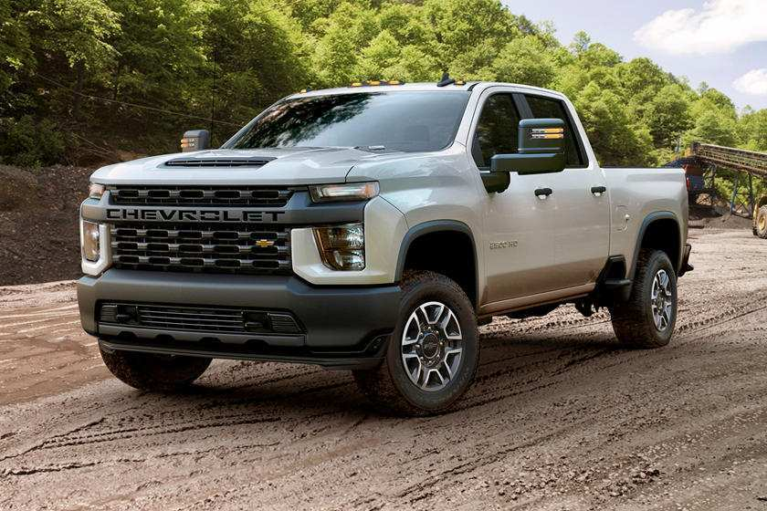 65 All New 2020 Chevrolet Hd Gas Engine Images