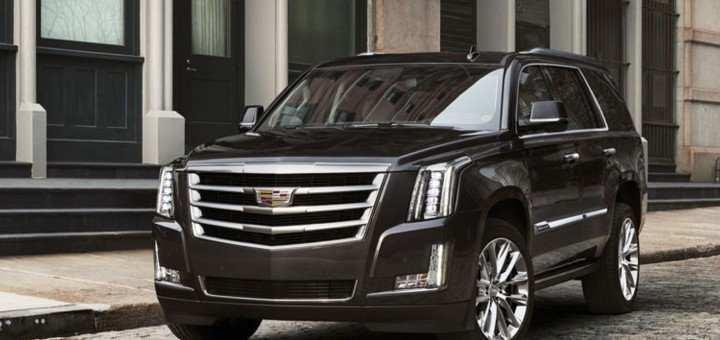65 All New Cadillac Escalade 2020 Interior Release Date And Concept