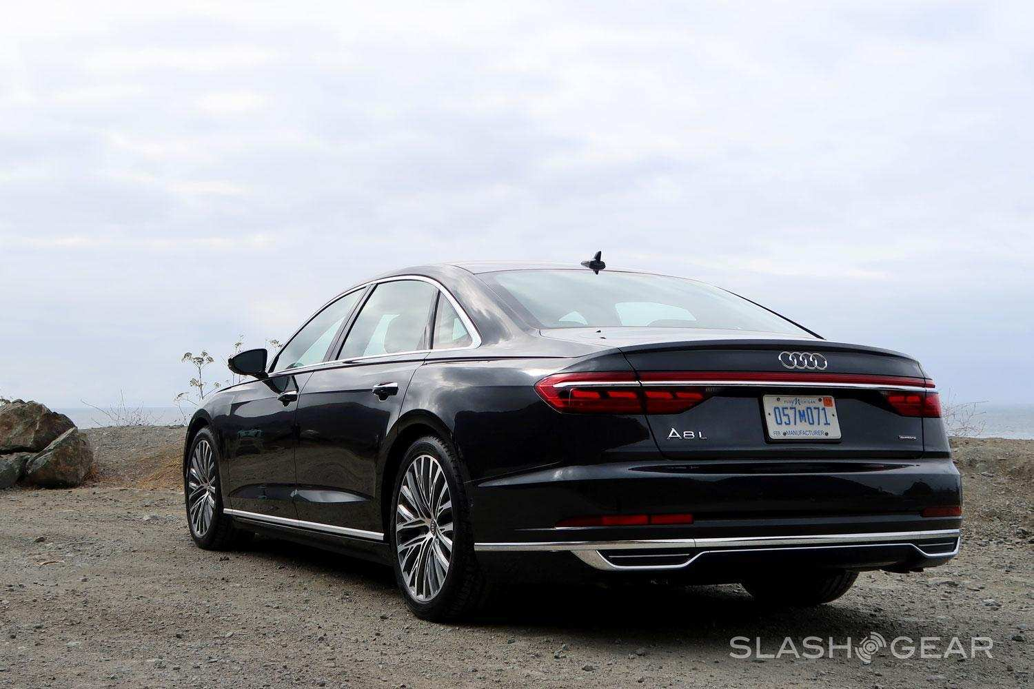 65 Best 2019 Audi A8 Features New Concept