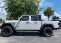 2020 Jeep Gladiator Lifted