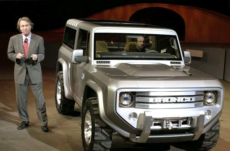 65 New 2020 Ford Bronco 6G Price And Release Date