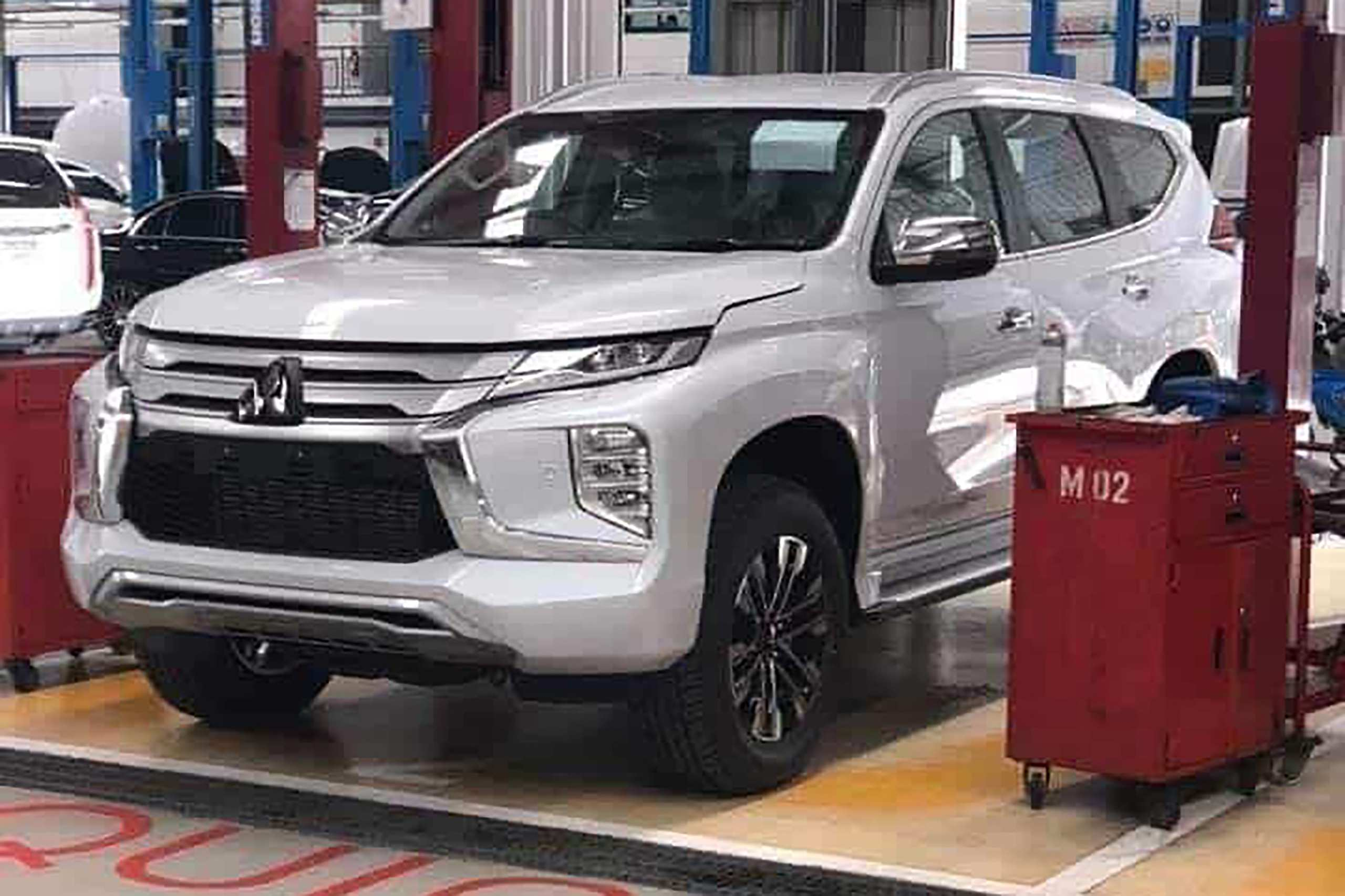 65 New Mitsubishi Montero Limited 2020 Concept And Review