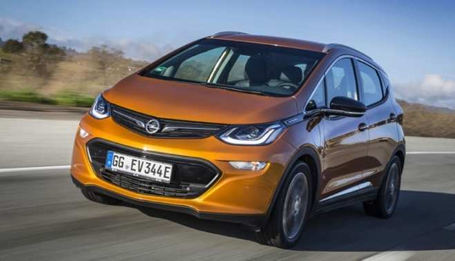 65 New Opel Elektroauto 2020 Price Design And Review