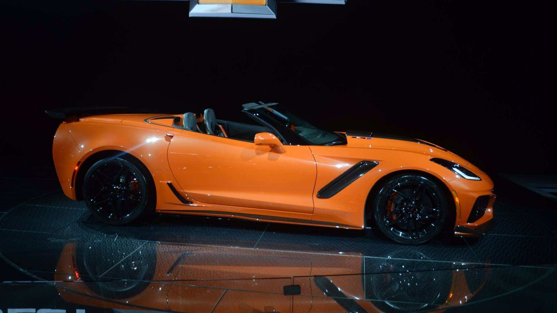 65 The 2019 Chevrolet Zr1 Price Engine