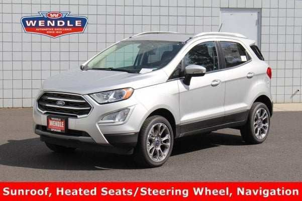 65 The 2020 Ford Ecosport Review