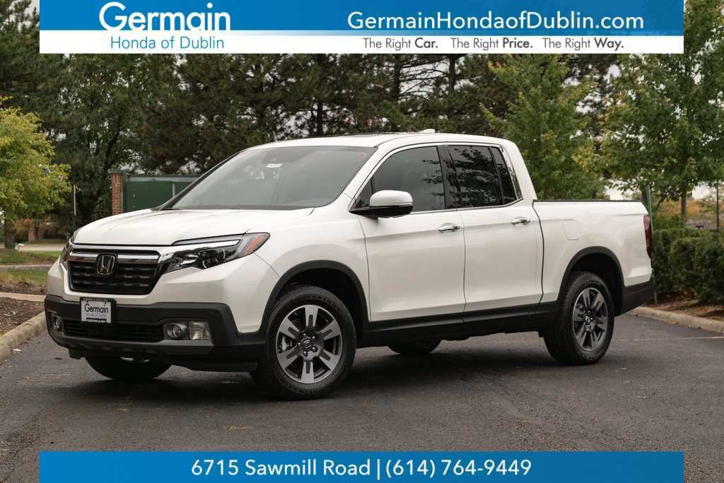 65 The Best 2019 Honda Ridgeline Incentives Interior