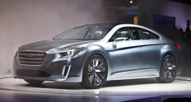65 The Best 2019 Subaru Legacy Turbo Gt Release