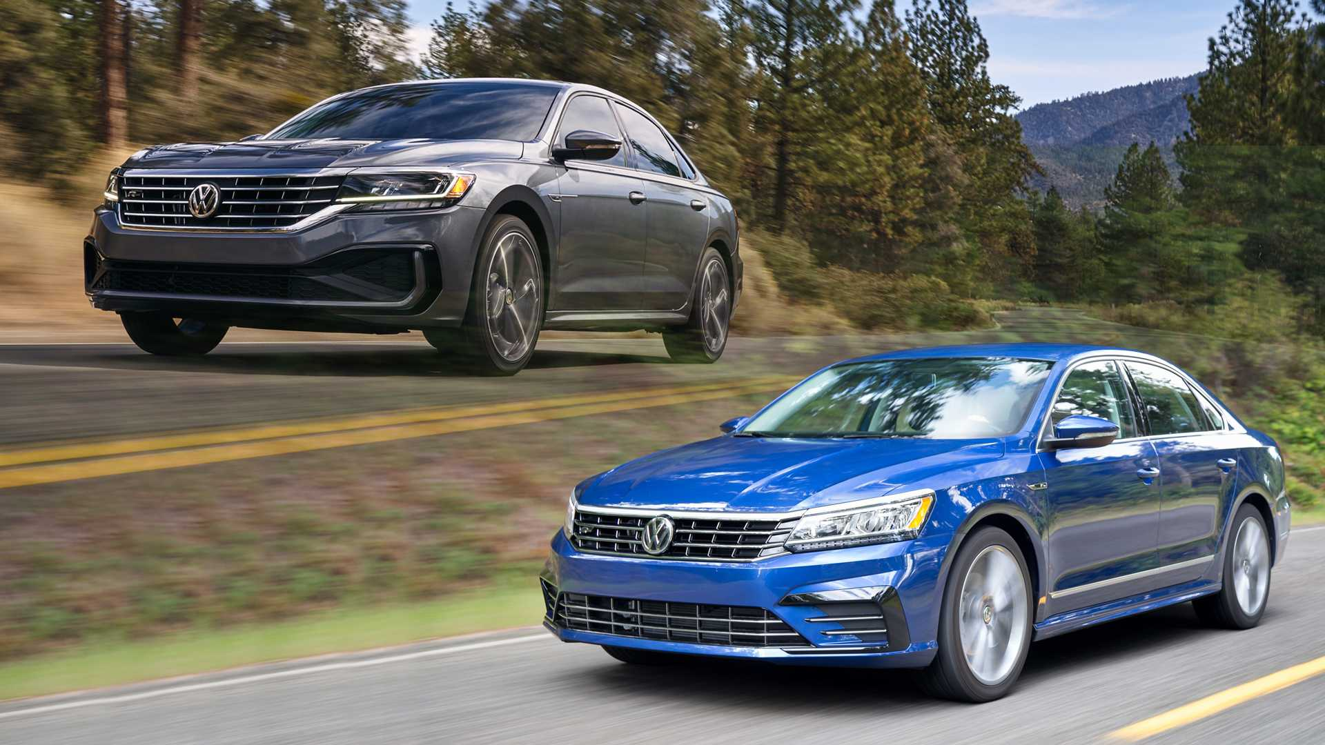65 The Best Volkswagen Us Passat 2020 Rumors