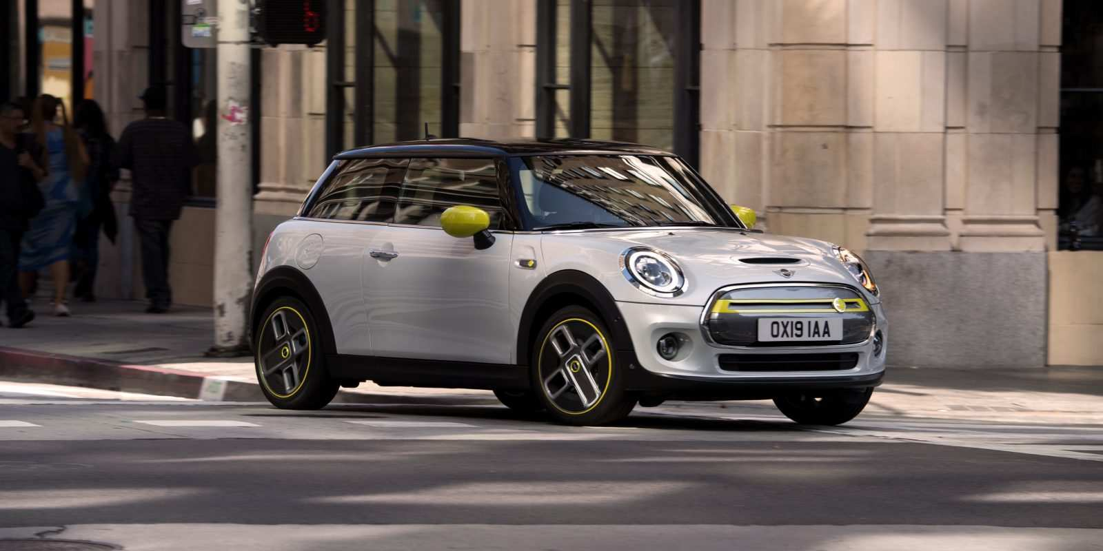 66 A 2019 Electric Mini Cooper Release