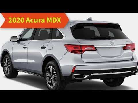 66 A Acura Mdx Changes For 2020 Wallpaper