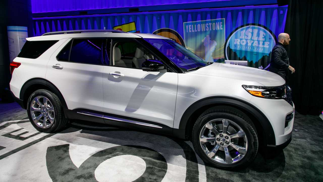 66 A Price Of 2020 Ford Explorer Review And Release Date
