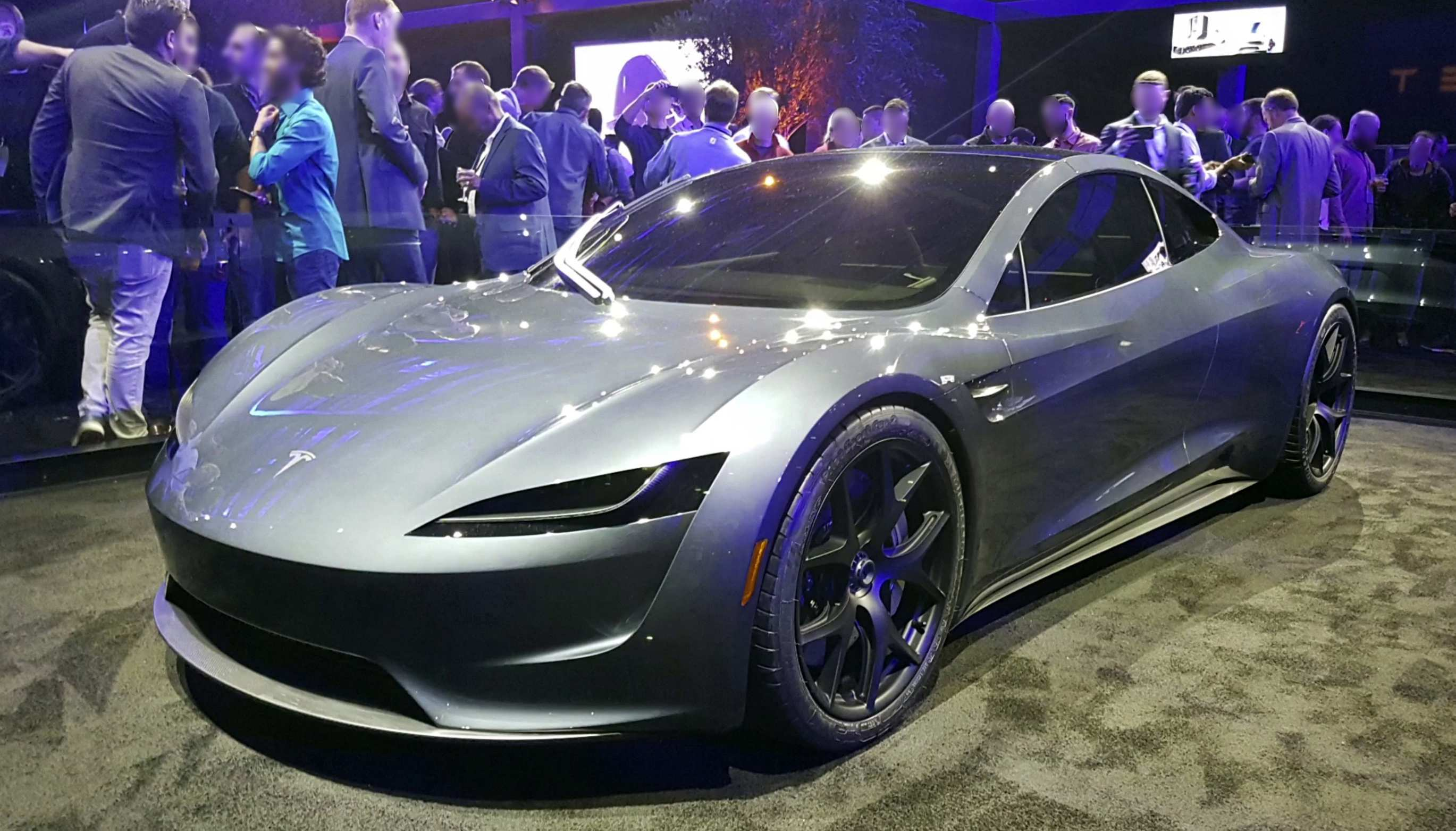66 All New 2019 Tesla Roadster Interior Concept and Review