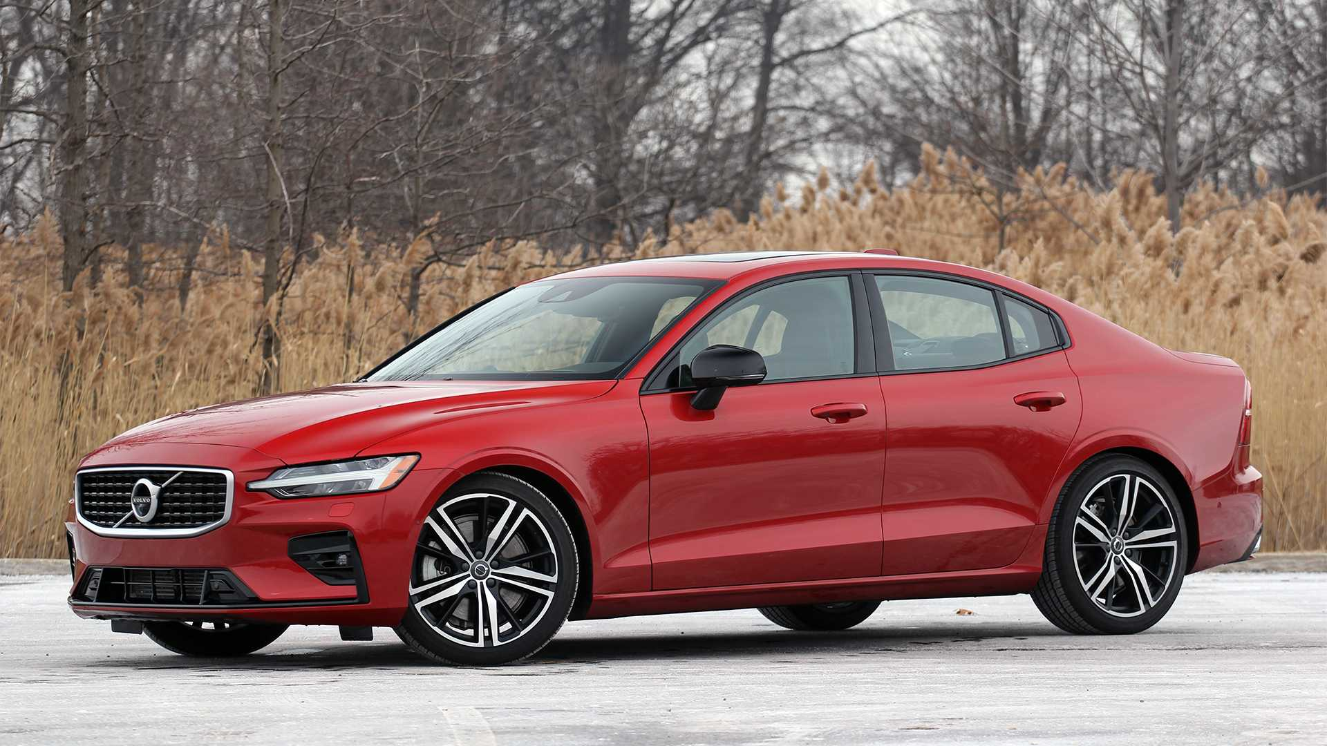 66 All New 2019 Volvo S60 Redesign Model