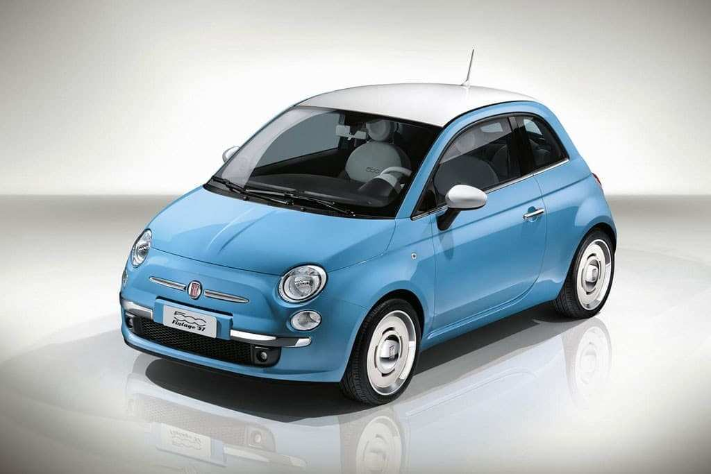 66 All New 2020 Fiat 500E Price And Release Date