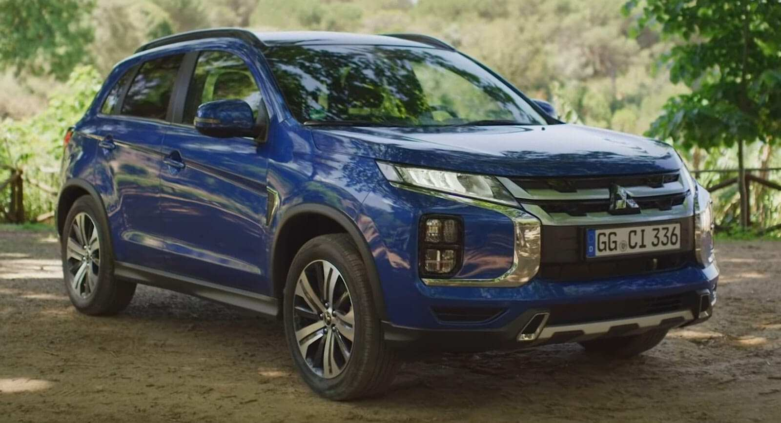 66 All New Mitsubishi Asx 2020 Video Redesign