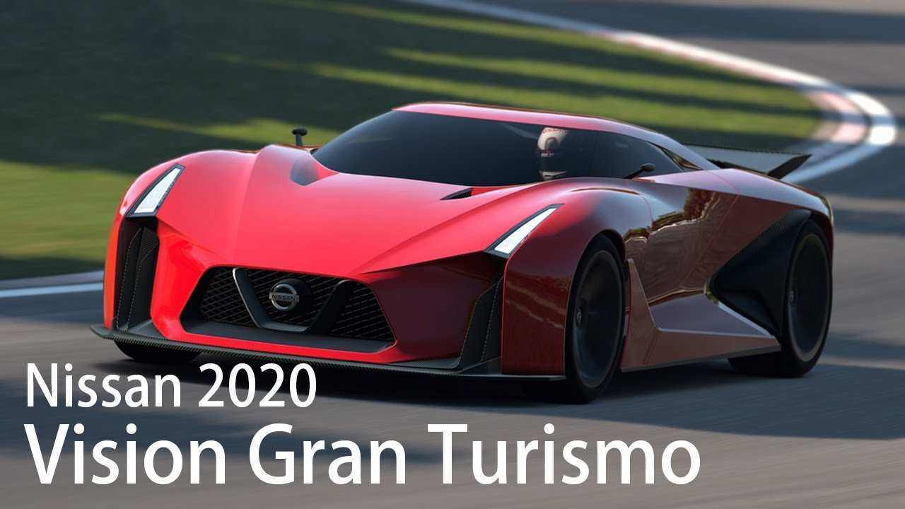66 All New Nissan Vision 2020 Model