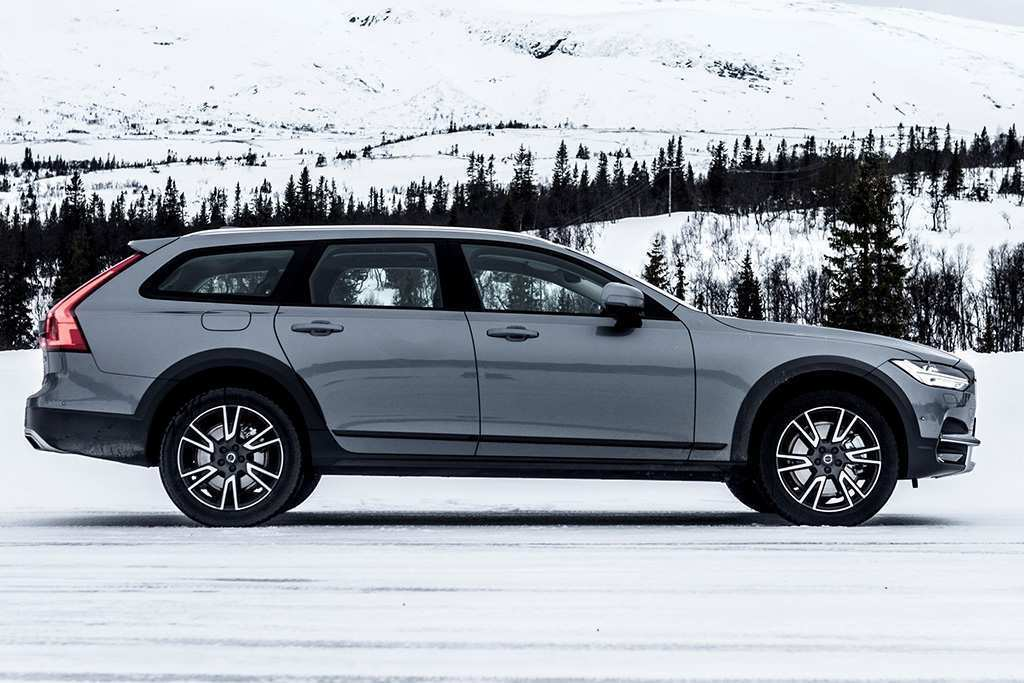 66 All New Volvo V90 Cross Country 2020 Exterior And Interior