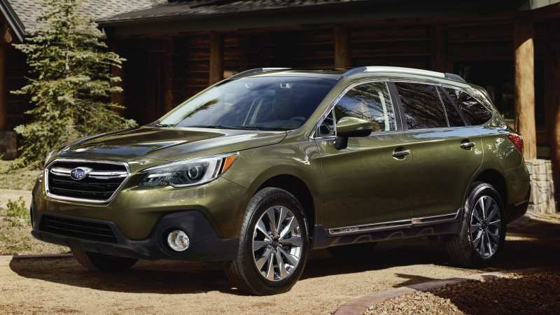 66 Best 2019 Subaru Outback Changes Interior