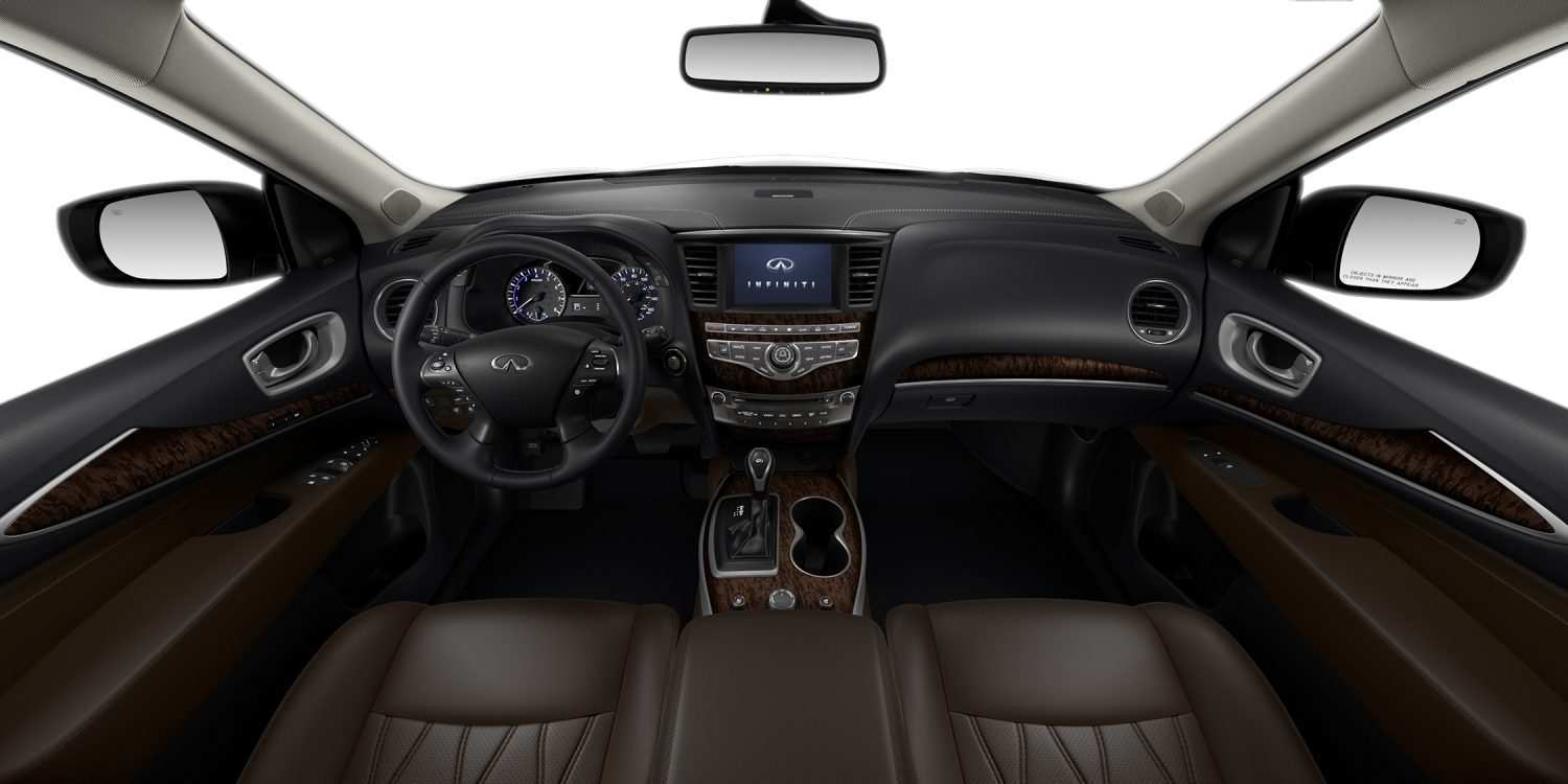 66 Best 2020 Infiniti Qx60 Interior Review And Release Date