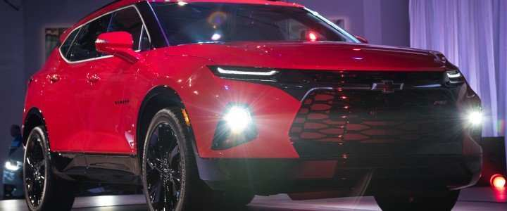 66 The 2019 Chevy Blazer K 5 Specs And Review